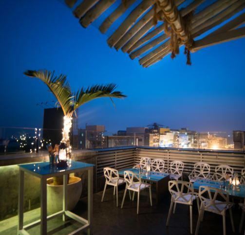 TiKi Shack - Rooftop Bar