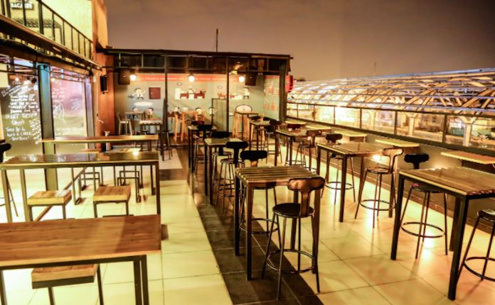 Tipsy Stories Rooftop Bar And Kitchen