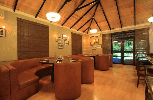 Interior of toit Indiranagar
