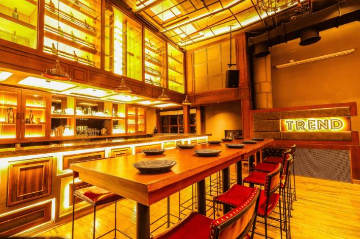 Trend - Bar & Kitchen