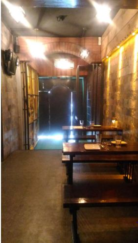 jail - behind the bar a perfect corporate party place