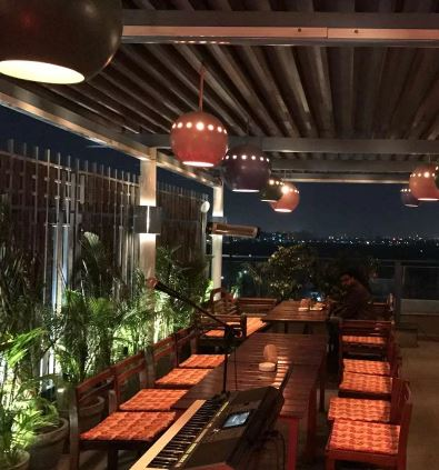 juaan - the fern hotel a perfect corporate party place