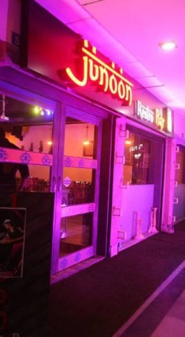 junoon       r         chen a perfect corporate party place