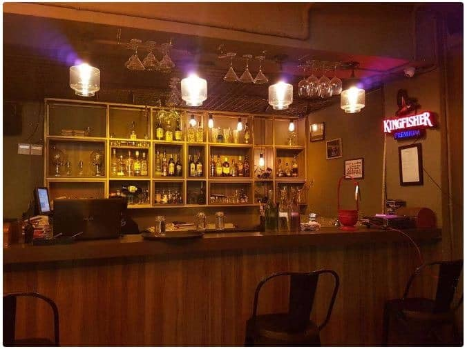 kalol- bar te kitchen a perfect corporate party place