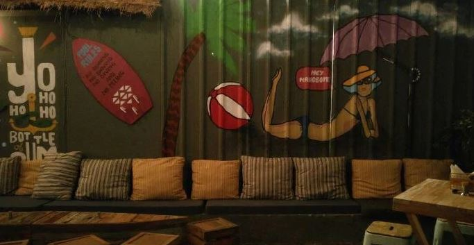 karma shack a perfect corporate party place