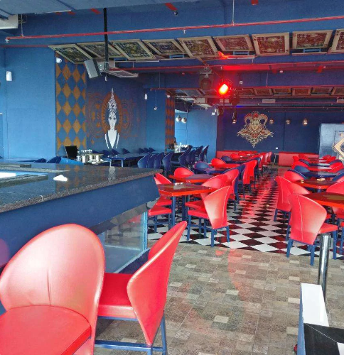kasino bar a perfect corporate party place