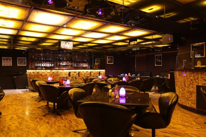 l5 lounge a perfect corporate party place