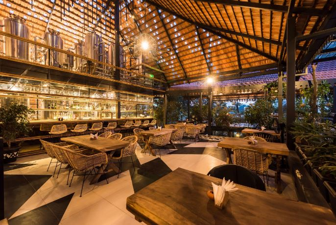 la casa brewery a perfect corporate party place