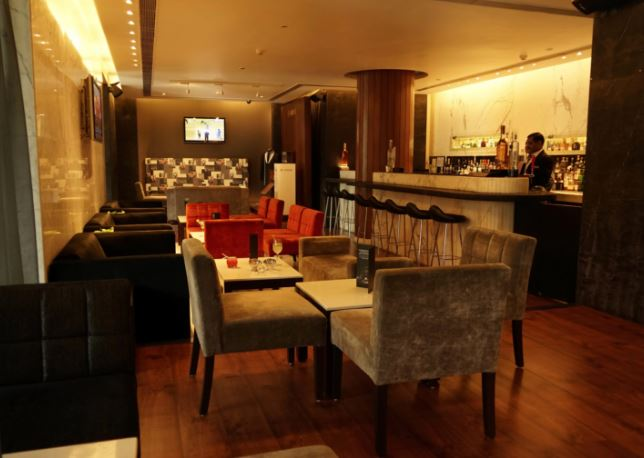 lava bar - taj chandigarh a perfect corporate party place
