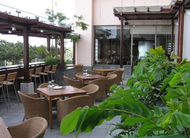 liquid - hyatt bangalore mg road a perfect corporate party place
