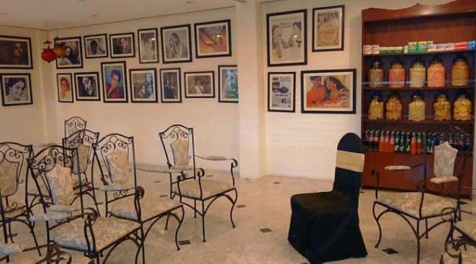 lobby lounge - taj banjara a perfect corporate party place