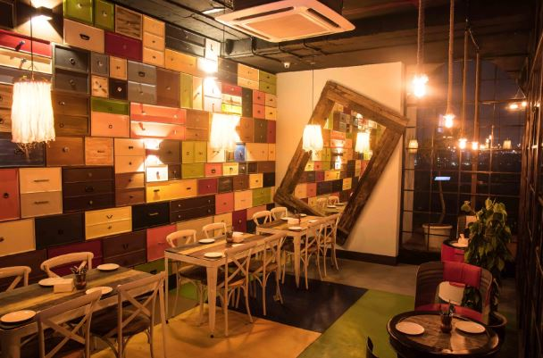 local gastro bar a perfect corporate party place