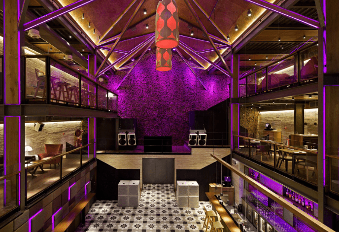 loft38 a perfect corporate party place