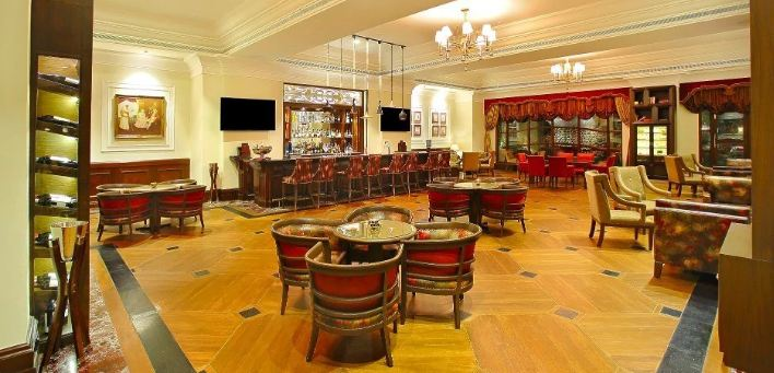 lounge   bar - eros hotel a perfect corporate party place