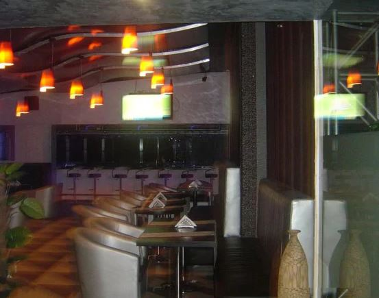 lounge bar - fortune park vallabha a perfect corporate party place