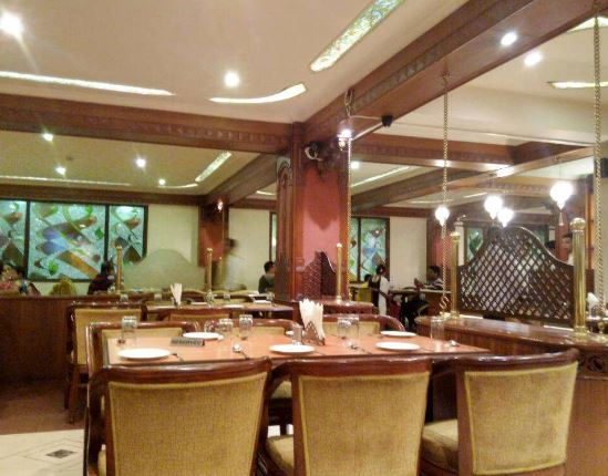 maharaja a perfect corporate party place