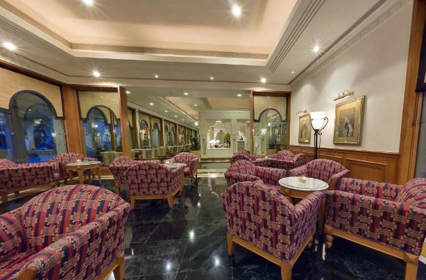 mansagar - trident jaipur a perfect corporate party place