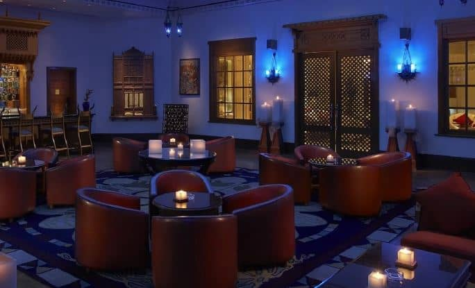 marco polo bar - itc kakatiya a perfect corporate party place
