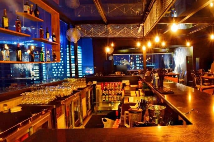 ml - the bar lab a perfect corporate party place