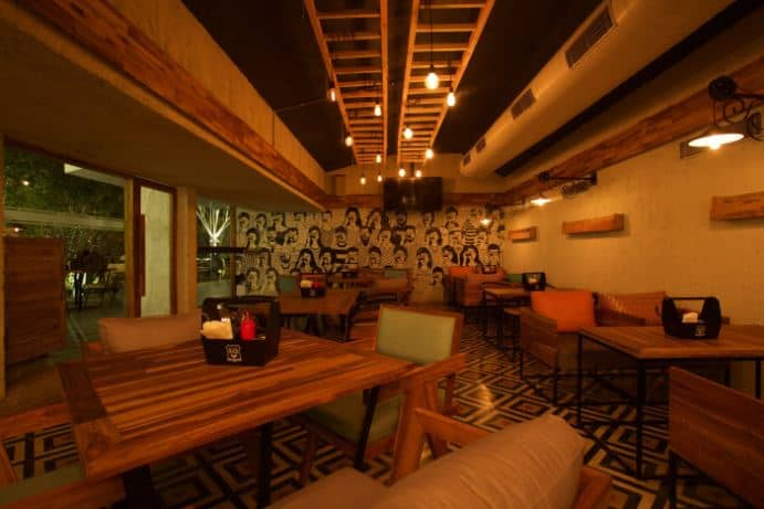 mocha bar a perfect corporate party place