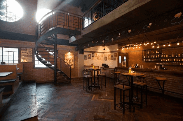 monkey bar a perfect corporate party place