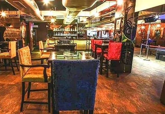 moonshine cafe bar a perfect corporate party place