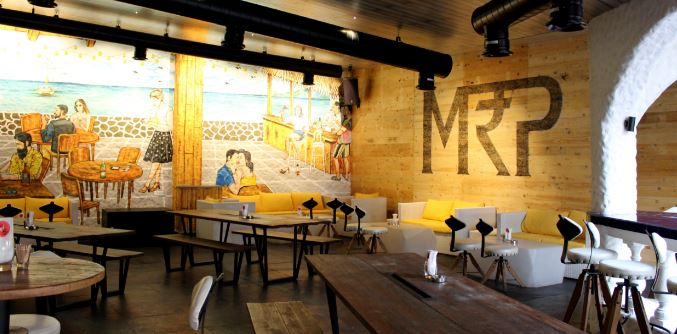 mrp - the dive bar a perfect corporate party place