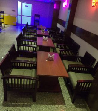 my bar - hotel shyam paradise a perfect corporate party place