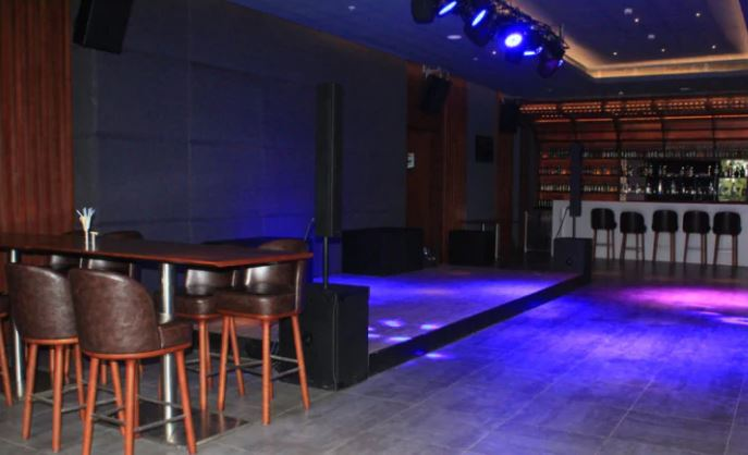 nirvana lounge bar - the grand tamanna hotel a perfect corporate party place