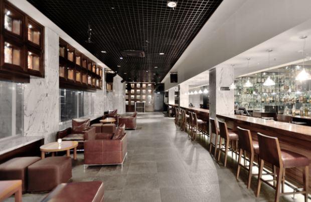 oak lounge - marriott suites pune a perfect corporate party place