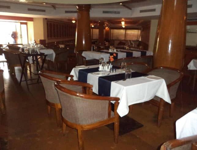 on the rocks - yatri nivas a perfect corporate party place