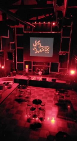 opus club a perfect corporate party place