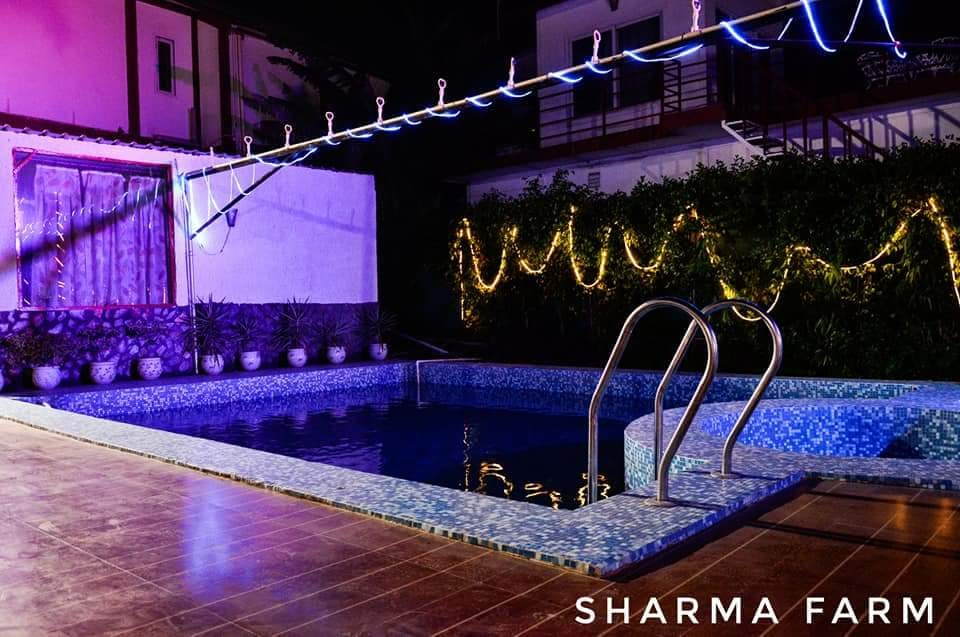 Outdoor Sitting Arrangement at Farmhouse 3010 - Sector 135 Noida