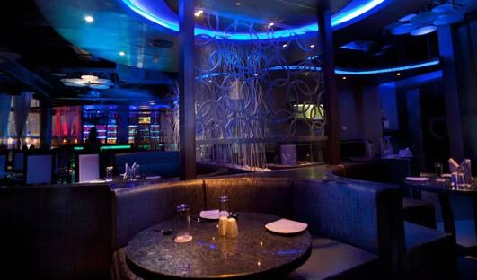 oval lounge a perfect corporate party place