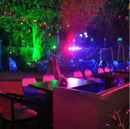 oxy lounge a perfect corporate party place