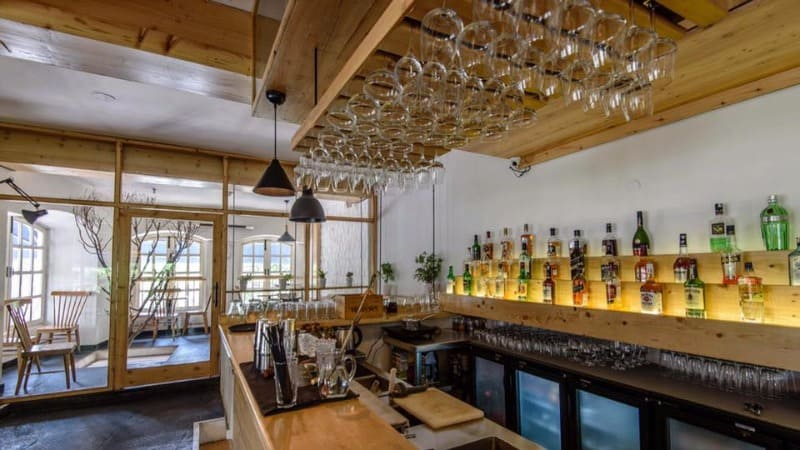 perch wine   coffee bar a perfect corporate party place