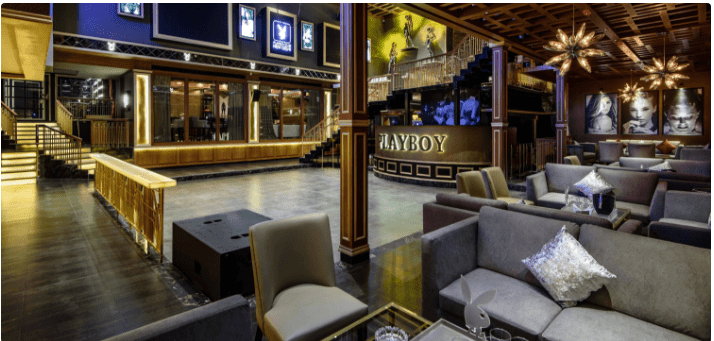 playboy club a perfect corporate party place