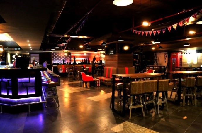 pour house a perfect corporate party place