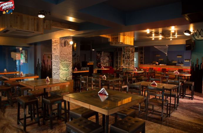 powerhouse - the comic bar a perfect corporate party place