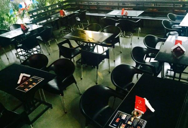 radz cafe a perfect corporate party place