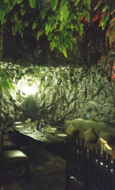 rainforest resto bar a perfect corporate party place