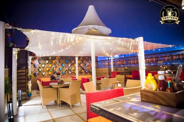 Rooftop Ambience Cervesia