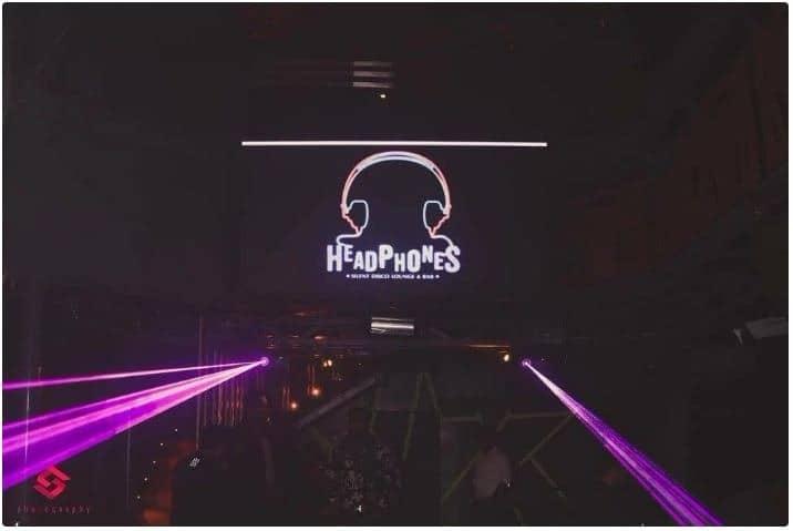 Rooftop Ambience Headphones