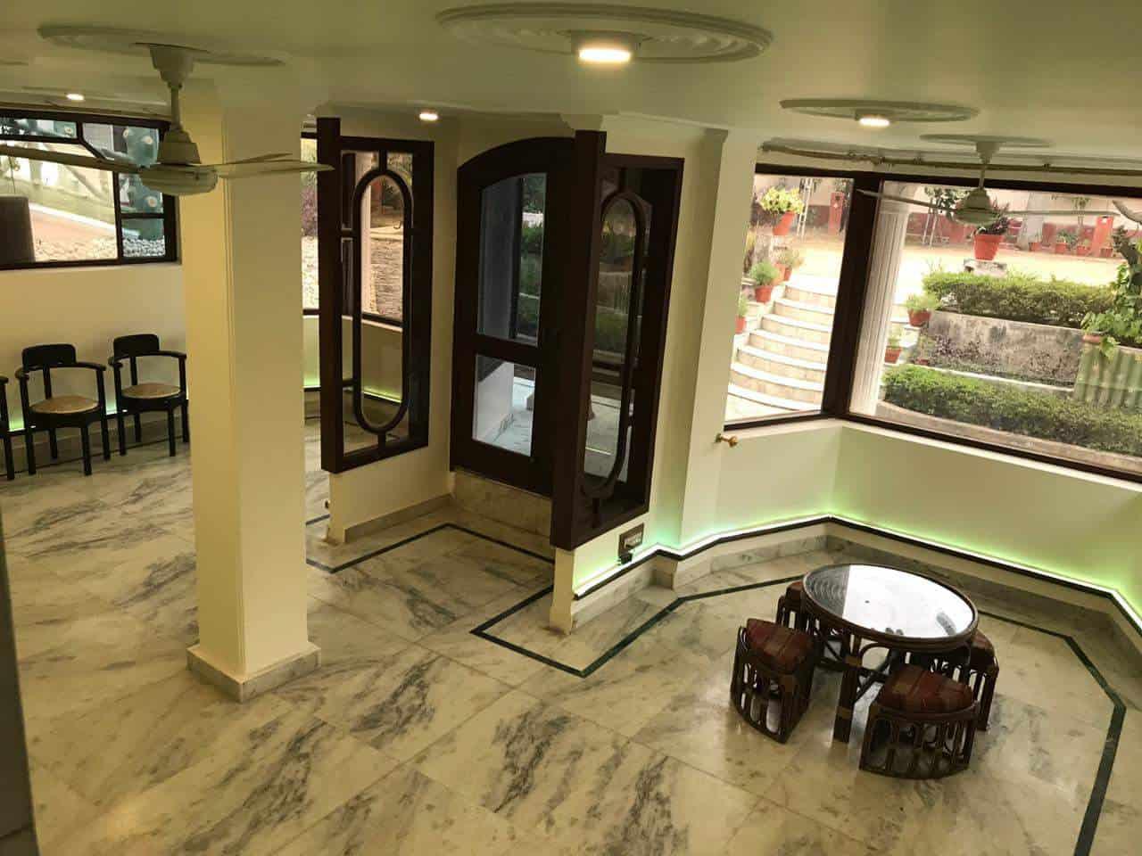 Sainik Farms Villa 1004 a perfect corporate party place
