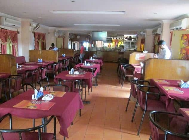 scottish restaurant a perfect corporate party place