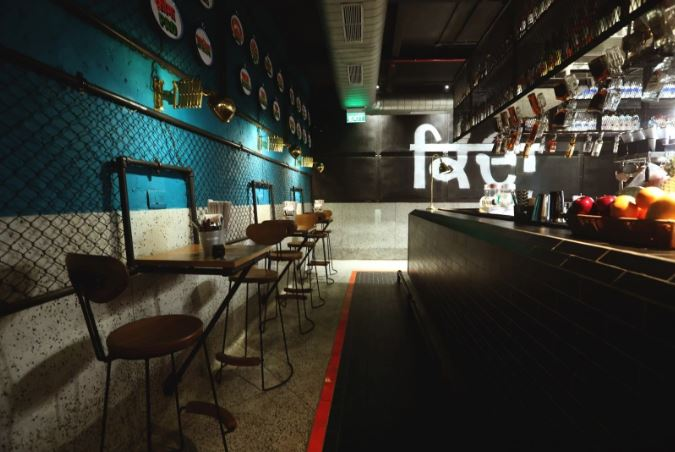 sector 7 social a perfect corporate party place