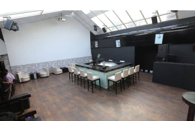 sky lounge a perfect corporate party place