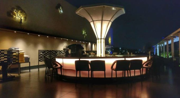 smoke shack - park plaza a perfect corporate party place