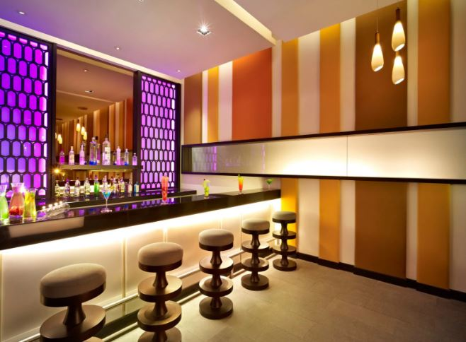 swirl - the gateway hotel a perfect corporate party place