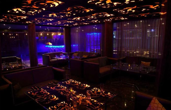 tabla sapphire a perfect corporate party place